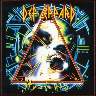 Def Leppard Hysteria Album