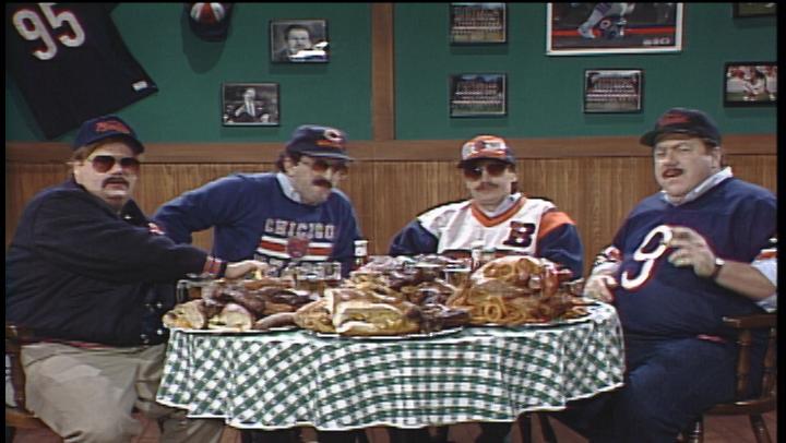 thanksgiving bill swerski