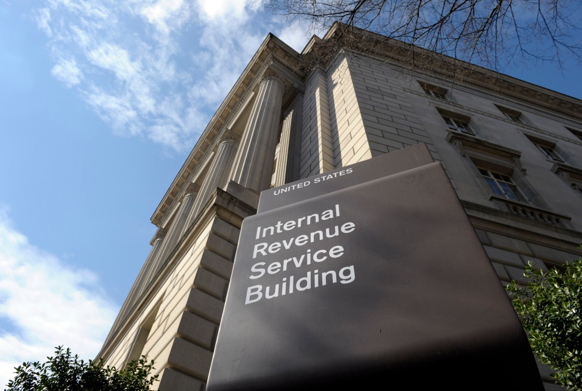 The exterior of the Internal Revenue Service building in Washington, Friday, March 22, 2013. Taxes are at the center of every major budget fight gripping Washington. Democrats and Republicans simply do not agree on whether taxpayers should be asked to shell out more in order to reduce government borrowing. Thatís why Congress and the White House couldnít agree on a plan to avoid automatic spending cuts. (AP Photo/Susan Walsh)