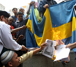 sweden and islam